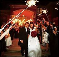 New Wedding Sparklers